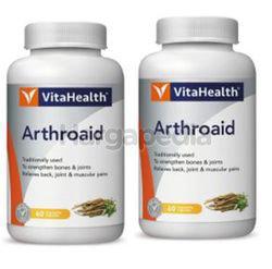 Vitahealth Arthroaid 2x60s