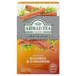 Ahmad Tea Infusion Rooibos & Cinnamon 20s