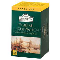 Ahmad Tea English Tea No.1 20s