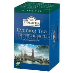 Ahmad Tea Evening Tea Decaffeinated 20s