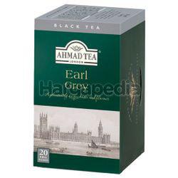 Ahmad Tea Earl Grey Tea 20s