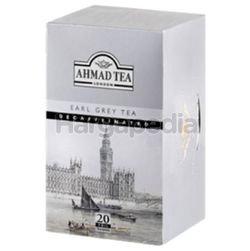 Ahmad Tea Earl Grey Decaffeinated 20s
