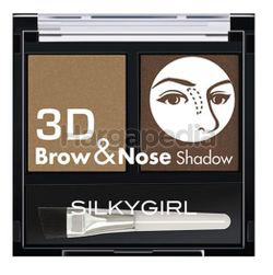 Silky Girl 3D Brown & Nose Shadow 1s