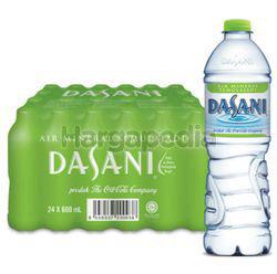 Dasani Mineral Water 24x600ml