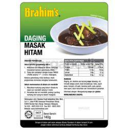 Brahim's Daging Masak Hitam 140gm