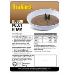 Brahim's Bubur Pulut Hitam 140gm