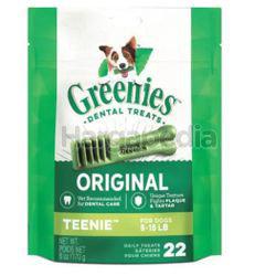 Greenies Canine Treatpak Teenie 170gm
