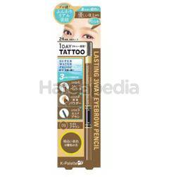 K-Palette 3Way Eyebrow Pencil 01 1s