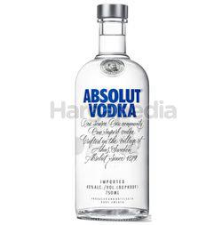 Absolut Vodka Original Blue 750ml