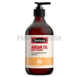 Swisse Argan Body Cream 500ml