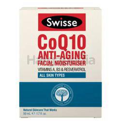 Swisse Co Q10 Anti-Aging Facial Moisturiser 50ml