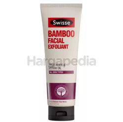 Swisse Bamboo Facial Exfoliant 125ml