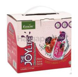 Ecolite The Joy Of Life Fiber Juice Drink 6x175ml