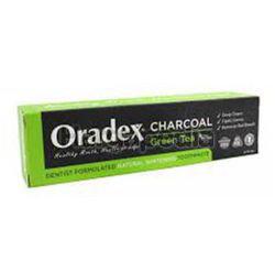 Oradex Charcoal Toothpaste Green Tea 50gm