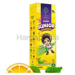 Qaseh Junior Advance Lemon 430ml