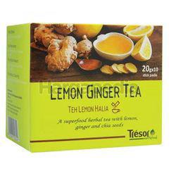 Tresor Lemon Ginger Tea 10x20gm