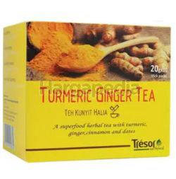 Tresor Turmeric Ginger Tea 10x20gm