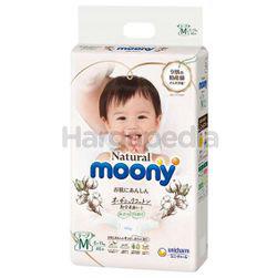 Moony Natural Tape Diaper M46
