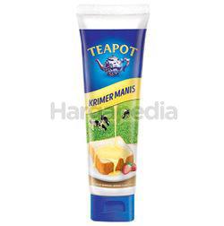 Teapot Sweetened Creamer Manis Tube 180gm
