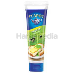 Teapot Sweetened Creamer Pandan Tube 180gm