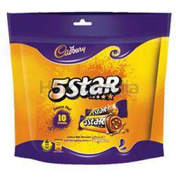 Cadbury 5 Star Sharebag 10x15gm