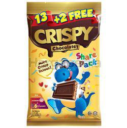 Crispy Sharebag (13+2)x11gm