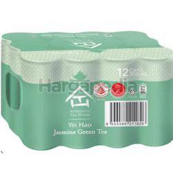 Authentic Tea House Yin Hao Jasmine Green Tea 12x300ml