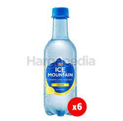 Ice Mountain Sparkling Water Lemon 6x350ml
