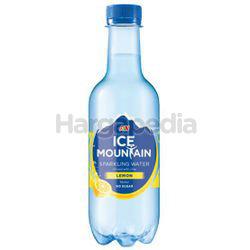 Ice Mountain Sparkling Water Lemon 350ml