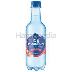Ice Mountain Sparkling Water Grapefruit 350ml