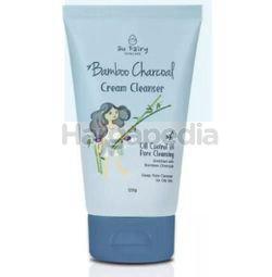 Au Fairy Bamboo Charcoal Cream Cleanser 120gm