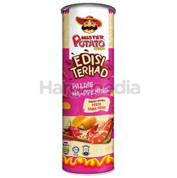 Mister Potato Crisps Spicy Prawn Flavour 150gm