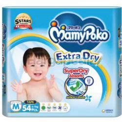 Mamy Poko Extra Dry Skin Tape M54