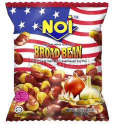 NOi Onion & Garlic Broad Beans With Skin 130gm