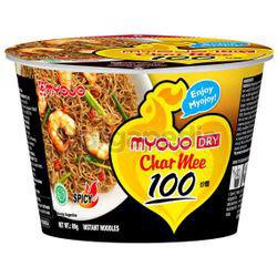 Myojo Dry Bowl Char Mee 100 89gm