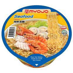 Myojo Bowl Noodle Seafood 80gm