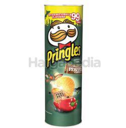 Pringles Potato Crisps Peri Peri 107gm