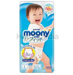 Moonyman Diaper Air Fit Boy Pants L44