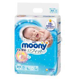 Moony Diaper Airfit GL Tape NB90