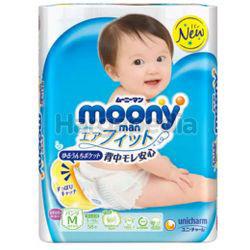 Moonyman Diaper Air Fit Girl Pants M58