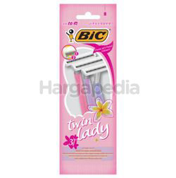 BIC Twin Lady Shavers 3s