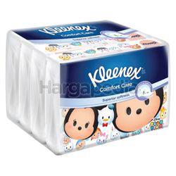 Kleenex 3ply Soft Pack Tissues Tsum Tsum 4x50s