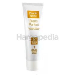 Pearlie White Blanc Perfect Professional Whitening Fluoride Toothpaste 110gm