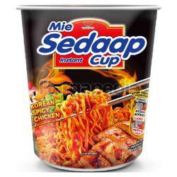 Mi Sedaap Cup Korean Spicy Chicken 81gm