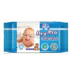 Dry-Pro Baby Wipes 80s