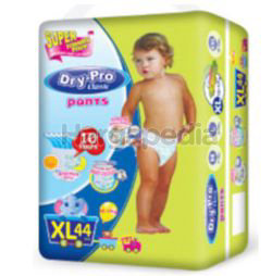 Dry-Pro Classic Baby Pants Diapers XL44