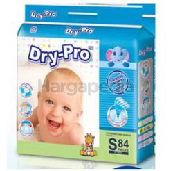 Dry-Pro Baby Tape Diapers S84