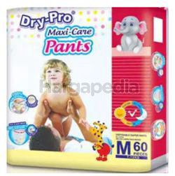 Dry-Pro Baby Pants Diapers M60