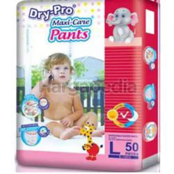 Dry-Pro Baby Pants Diapers L50