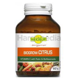 Biogrow-Citrus Vitamin C 60s